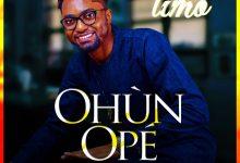 "Anticipate Album:- ""Ohun Ope"" By Timo 7"