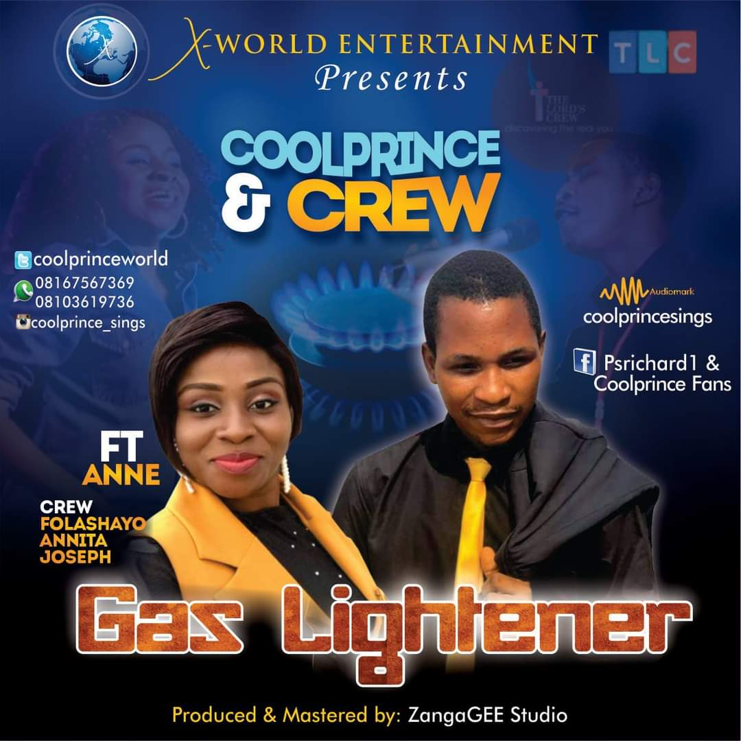 New Music:-Gas Lightener by Coolprince ft. Anne 5