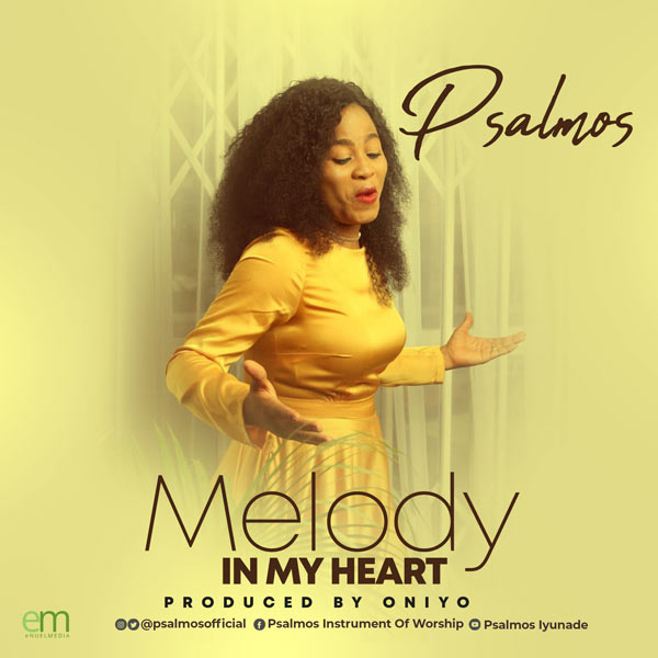 """(Audio + Video) """"Melody In My Heart"""" By Psalmos(Free Download)    Trinity Media 1"""