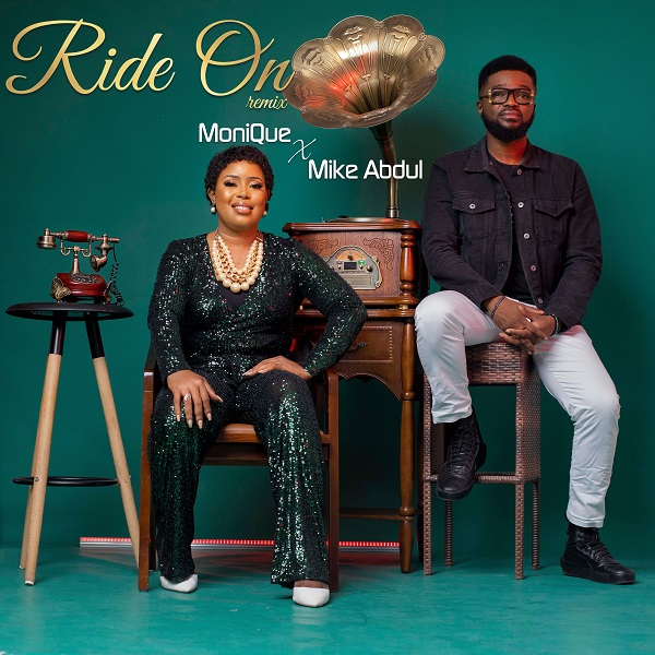 """(Audio + Video) """"Ride On Remix"""" By Monique Ft. Mike Abdul 
