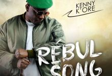 """New Music:- """"Rebul Song"""" By Kenny Kore 